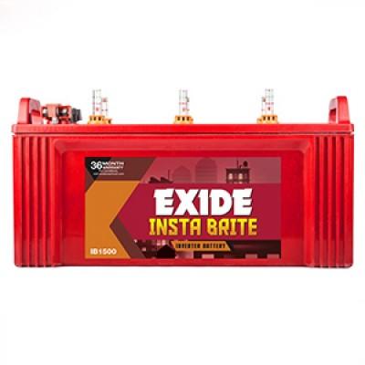 Exide InstaBrite IB1500 (150AH)